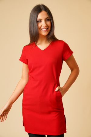 Lena 3/4 Tunic (With Pockets)