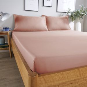 Wallis Young Luxery Organic Bedding Fitted Sheet