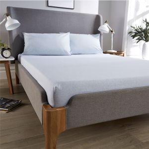 Wallis Young Recycled Denim Fitted Sheet