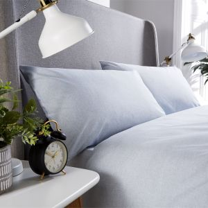 Wallis Young Recycled Denim Bedding Pillow Case