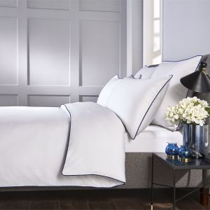 Heritage Piped Edge Duvet Set