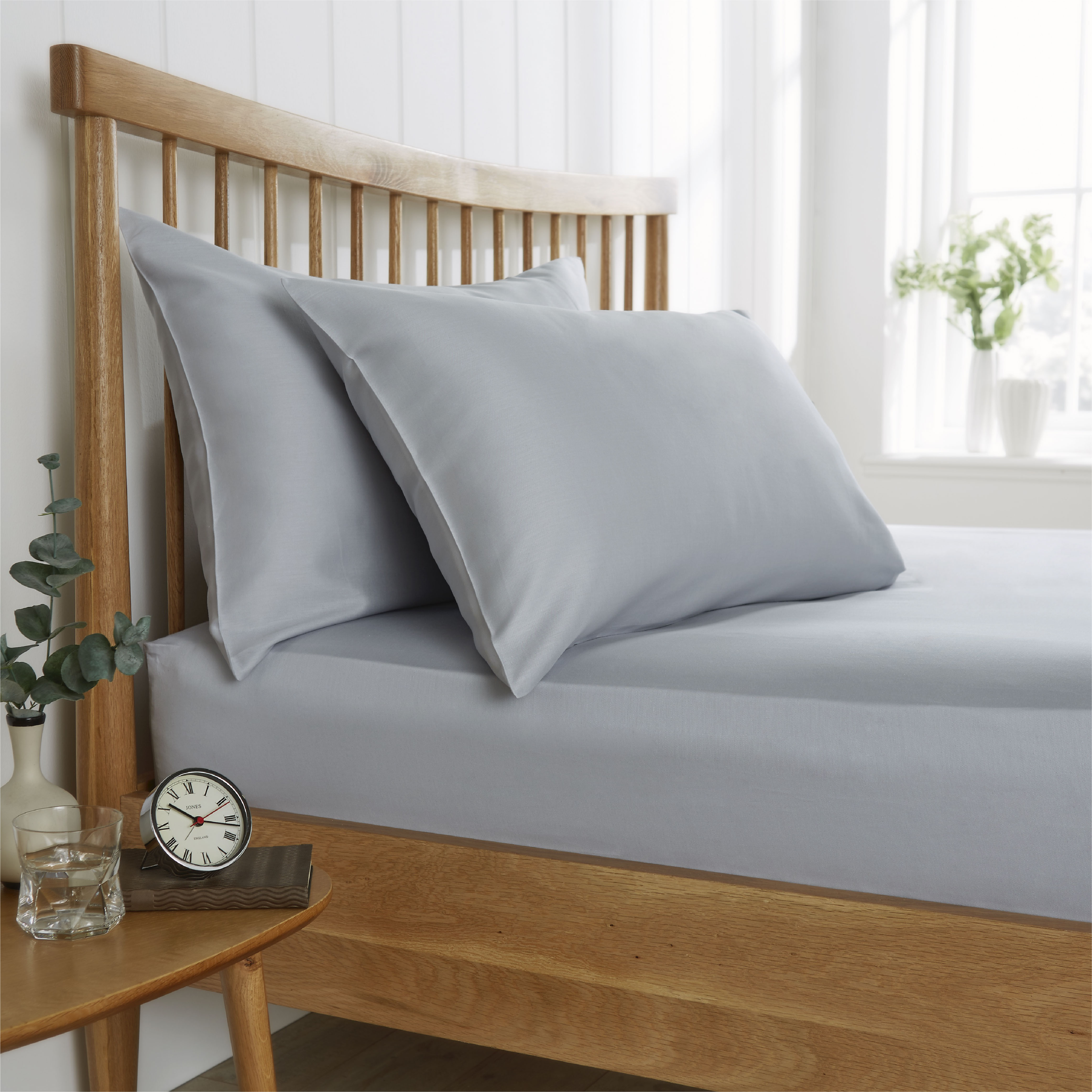Heritage 200 Thread Count - Fitted Sheet